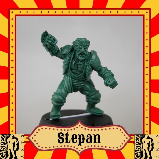 BLITZER 4: Stepan