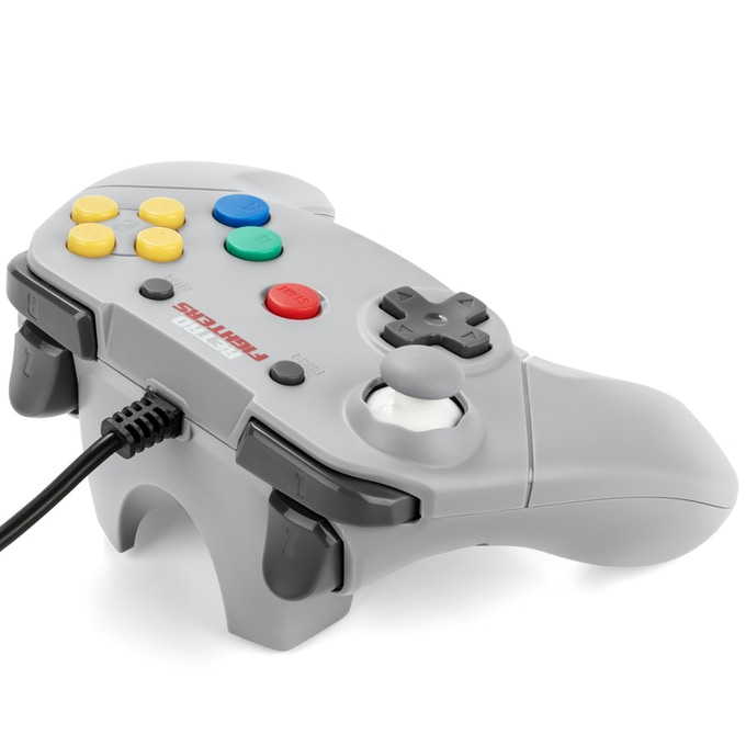 project 64 usb controller