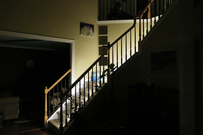 The slights can mold to any Staircase