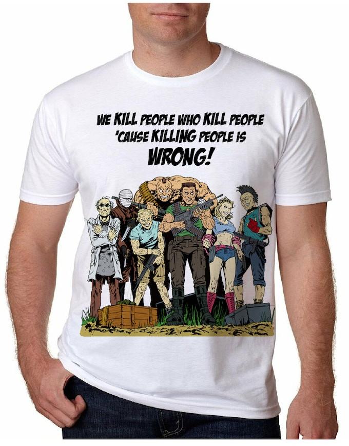 The 'F**k-Ups' T-Shirt option???