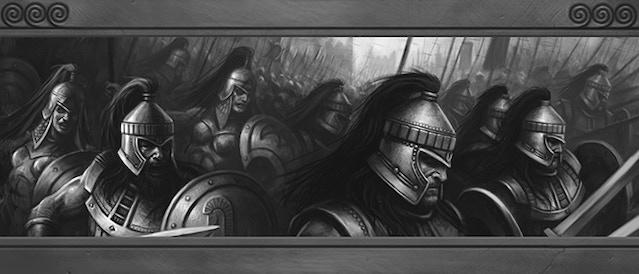 Trojans & Amazons, by Des Hanley