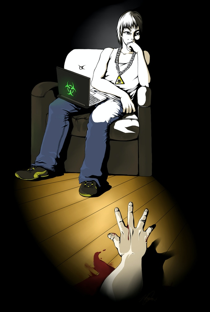 Promotional Art #1