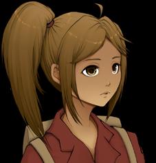 Lili Dialogue Portrait