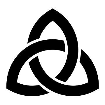 I003 Celtic › Triquetra
