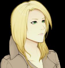 Eris  Dialogue Portrait