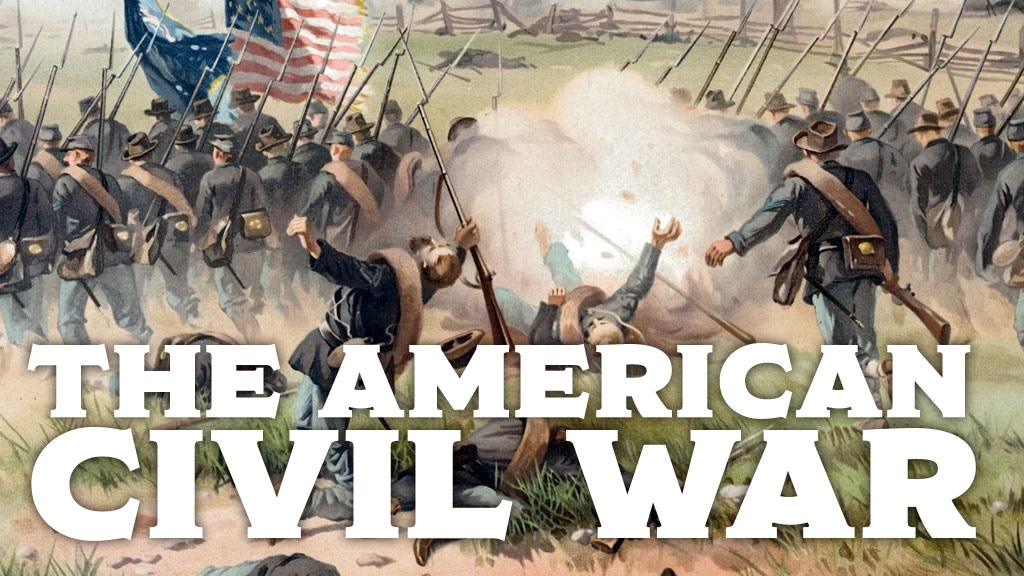 Hold The Line American Civil War Project Video Thumbnail