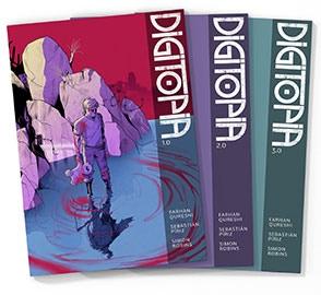 Digitopia 1, 2 & 3