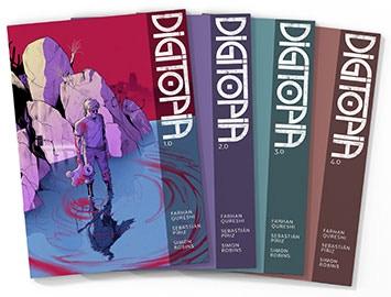 Digitopia 1, 2, 3 & 4