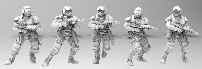 Base Infantry Squad