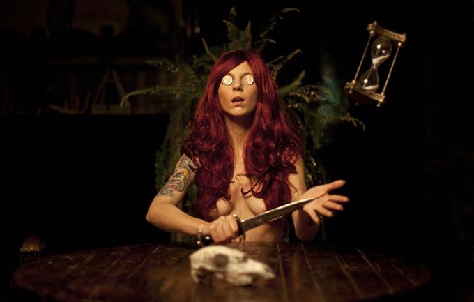 "Tas Limur - ""The Conjuring"" 14x11"