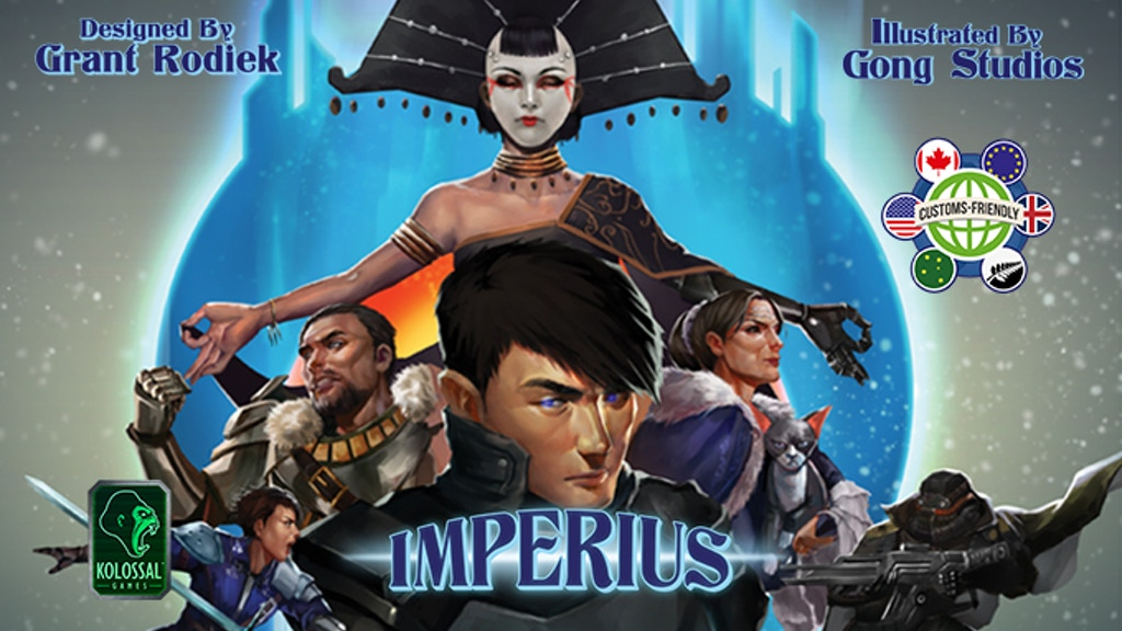 Imperius project video thumbnail