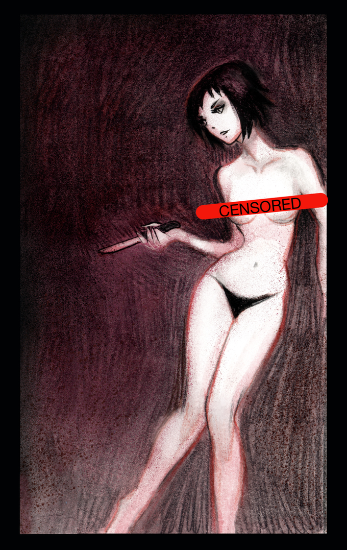 REWARD #8: Limited print by JUSTIN [MORITAT] NORMAN