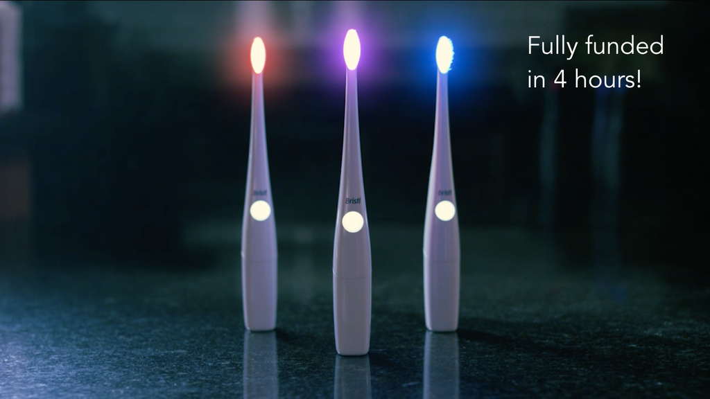 Bristl: Bringing Light Therapy to the Electric Toothbrush project video thumbnail
