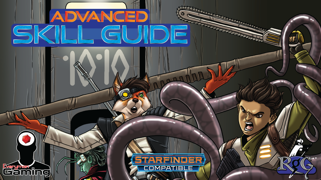 Advanced Skill Guide Kickstarter for the Starfinder RPG project video thumbnail