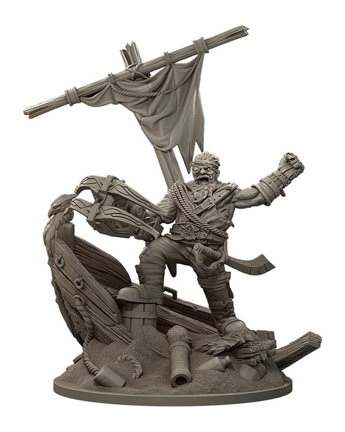 Sculpt by Tom Lishman