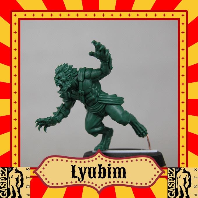 ULFWERENER 2: Lyubim