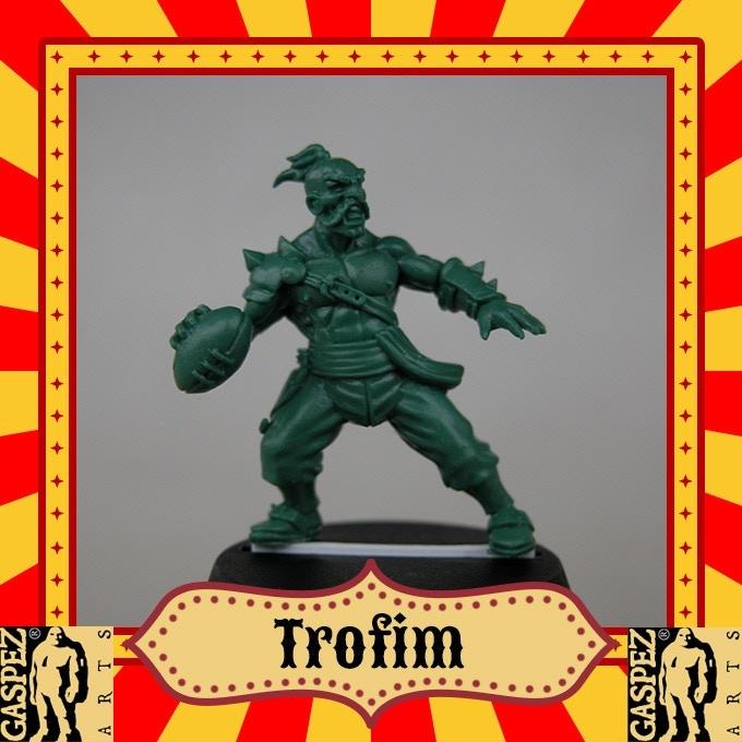 THROWER 2: Trofim