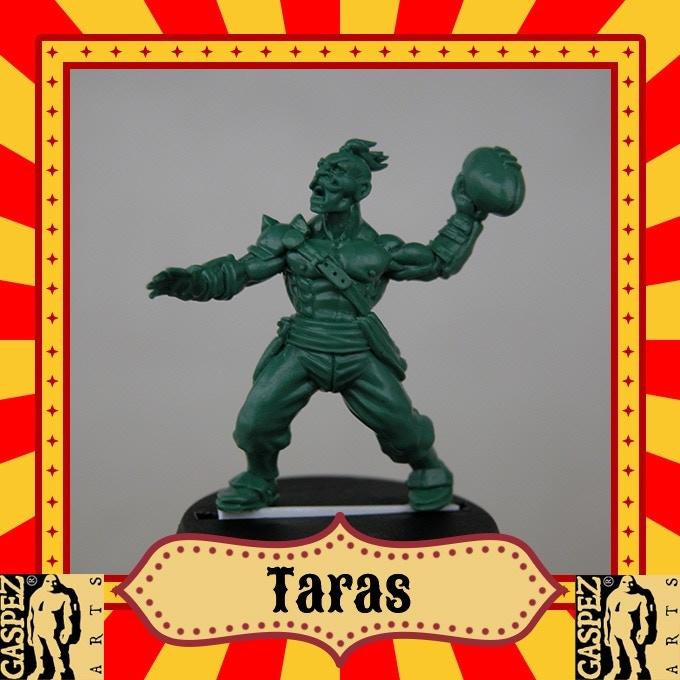 THROWER 1: Taras