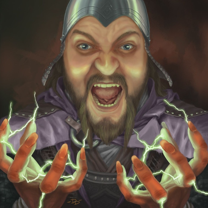 A Dead Man's Guide to Dragongrin: 5E Campaign Setting Guide by