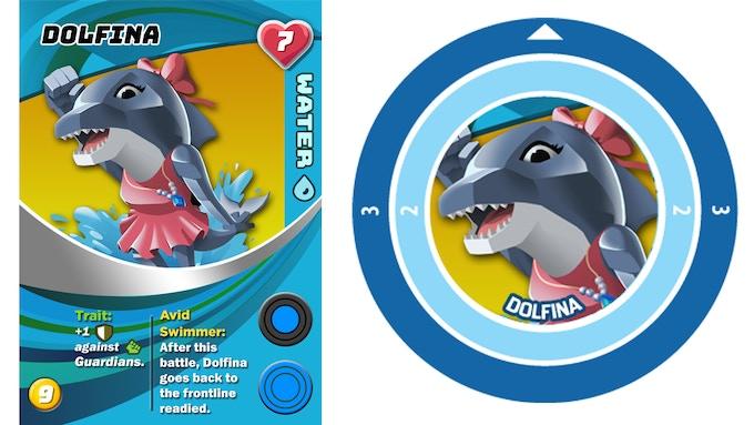 Kickstarter Exclusive Character Card & Coin