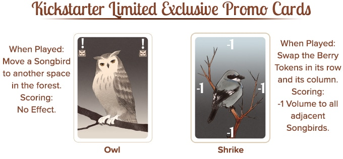 Songbirds by Daily Magic Games — Kickstarter