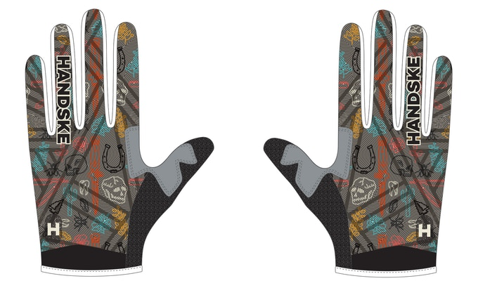 Bicycle Crumbs did not name his designs. You name the glove to win a pair of your choice.