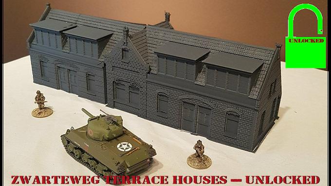 Zwarteweg Terrace Houses - Unlocked
