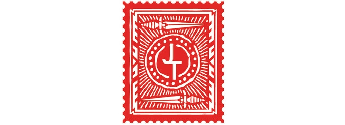 Custom Tax Stamp Style Seal with Perforated Seal for Easy Access!