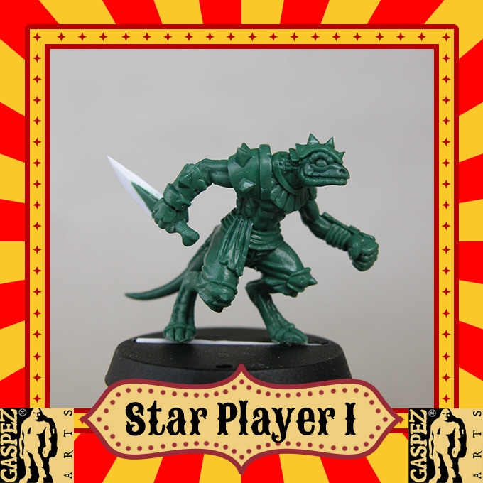 STAR PLAYER 1