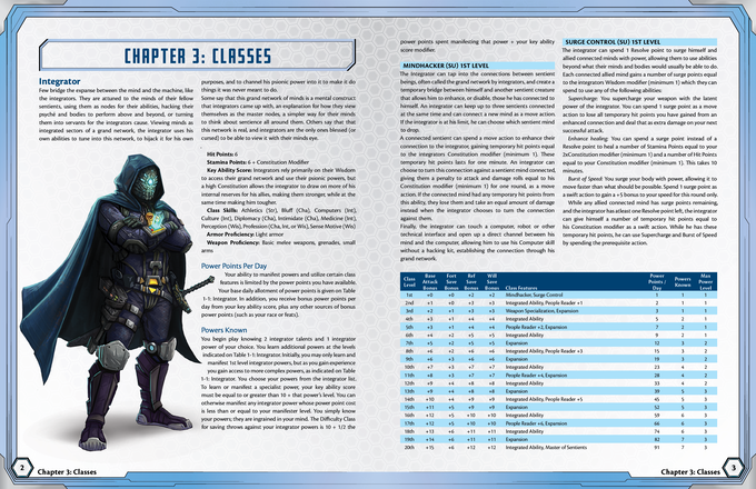 Psionics Guide for Starfinder – Tessera Guild