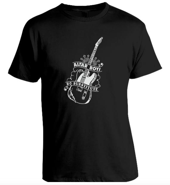 No Substitute T-Shirt Concept