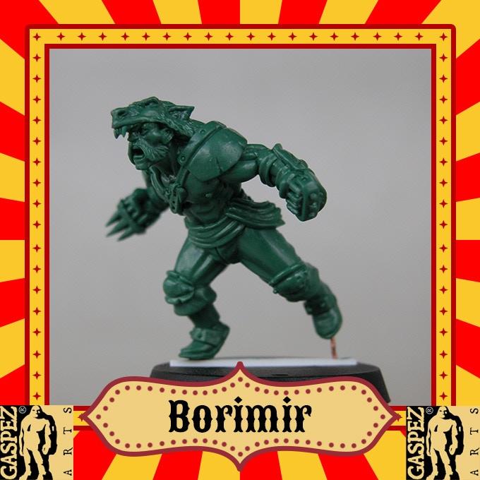 BERSERKER 1: Boromir