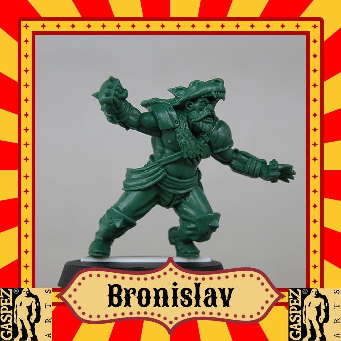 BERSERKER 2: Bonislav