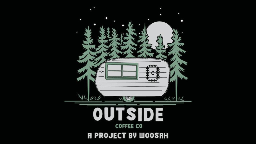 Outside Coffee Co by Woosah project video thumbnail