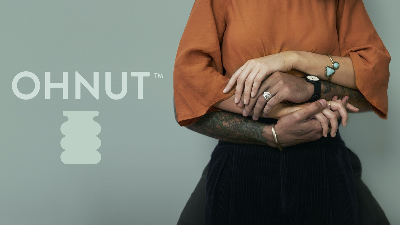 Ohnut is the first intimate wearable designed to be stackable, allowing you to customize how deep penetration goes. Set it, forget it, and play.