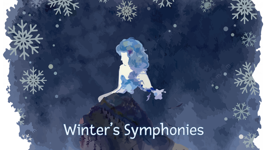 Winter's Symphonies - a visual novel project video thumbnail