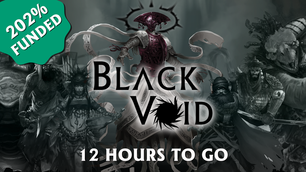 Black Void RPG project video thumbnail