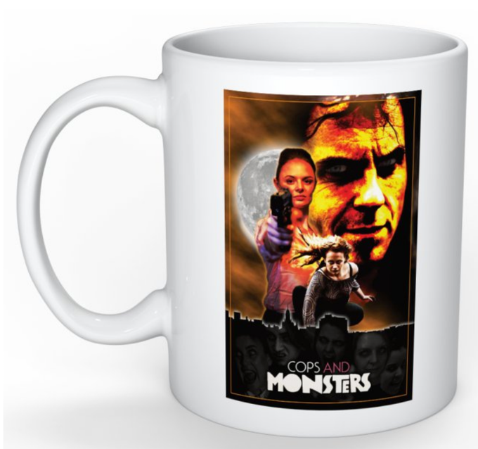 Cops and Monsters Series 1 Poster Mug