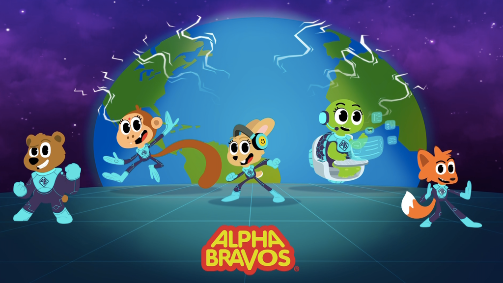 THE ALPHABRAVOS: INSPIRING KIDS TO SAVE OUR PLANET