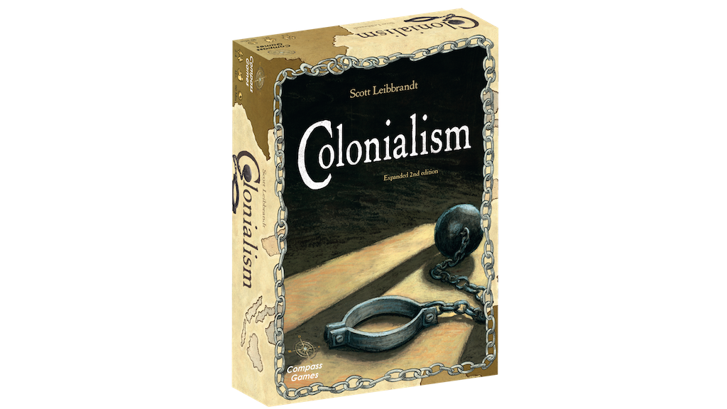 Colonialism - A Game of 19th Century Imperialism project video thumbnail