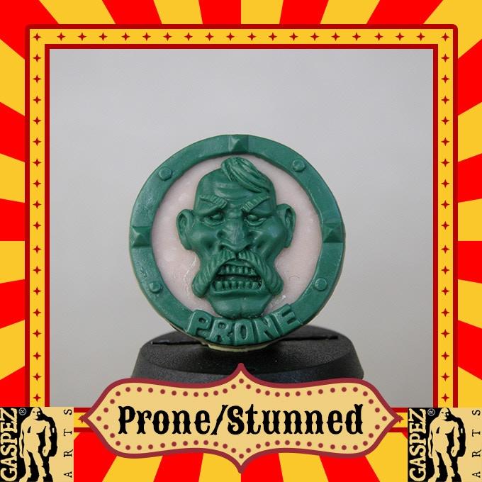 STUNNED-PRONE  OGRE SIDE A