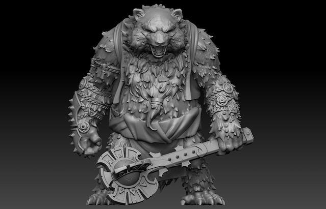 Rising Sun by CMON » Rising Sculptors — Kickstarter