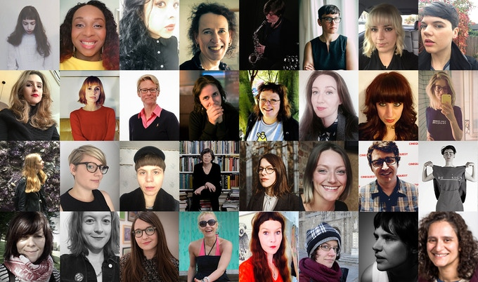 Some of our contributors & editors