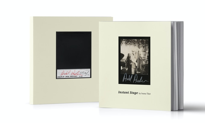 Instant Stage - front & back cover
