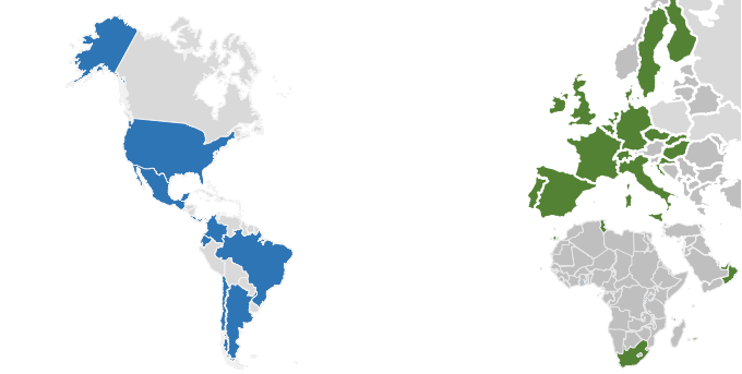 Myteepi compatible countries