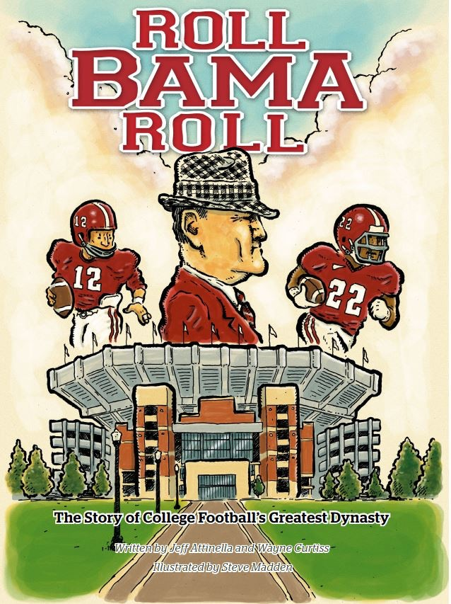 Roll, Bama, Roll - The Cover