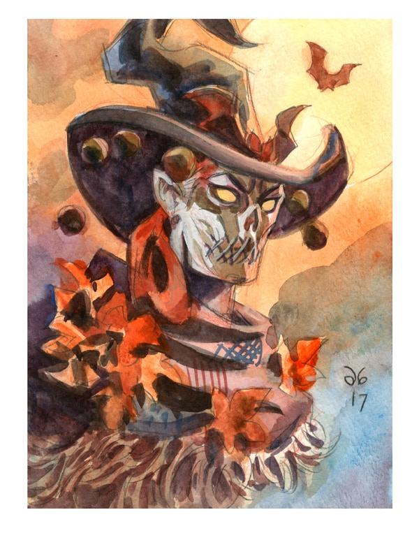 Watercolor  Reward Example