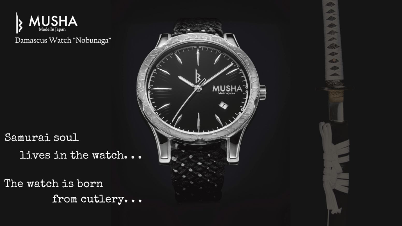 MUSHA One of a Kind Wrist watch Made of Japanese Sword Steel is the top crowdfunding project launched today. MUSHA One of a Kind Wrist watch Made of Japanese Sword Steel raised over $820109 from 26 backers. Other top projects include CA-TON Designed STORAGE BOX MADE IN JAPAN with App ?????????, OUTDOORS - Aryz book, Tu vida nuestra Prioridad...