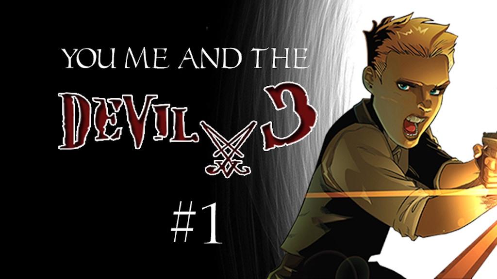 Devil X 3 #1 indie comic
