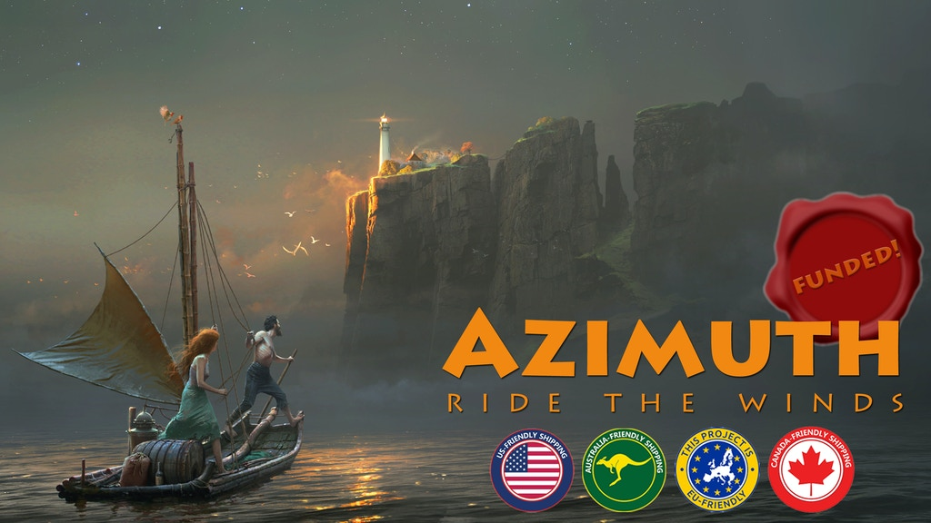 AZIMUTH: Ride The Winds project video thumbnail
